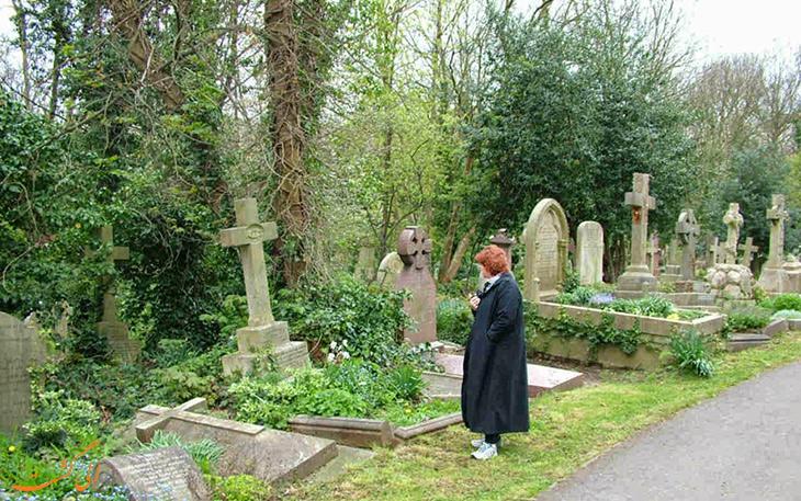 قبرستان هایگیت در لندن