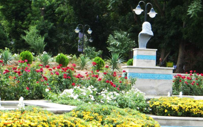 پارک های تبریز