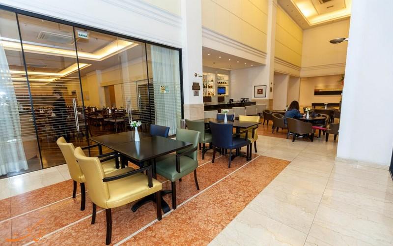 هتل 4 ستاره لاز پلازا در سائوپائولو