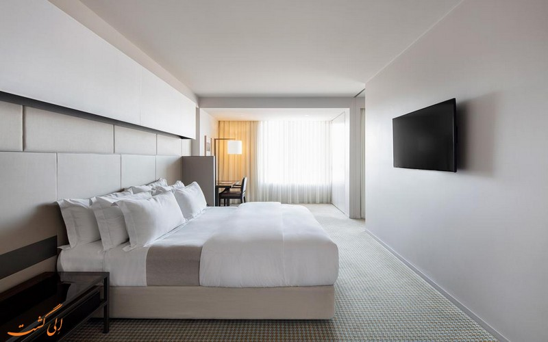 اتاق های هتل ریلم کانبرا