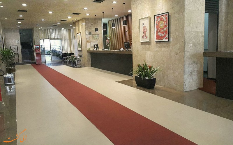 هتل 3 ستاره نیکی پالاس در سائوپائولو