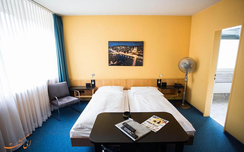 امکانات تفریحی هتل اکسترا زوریخ