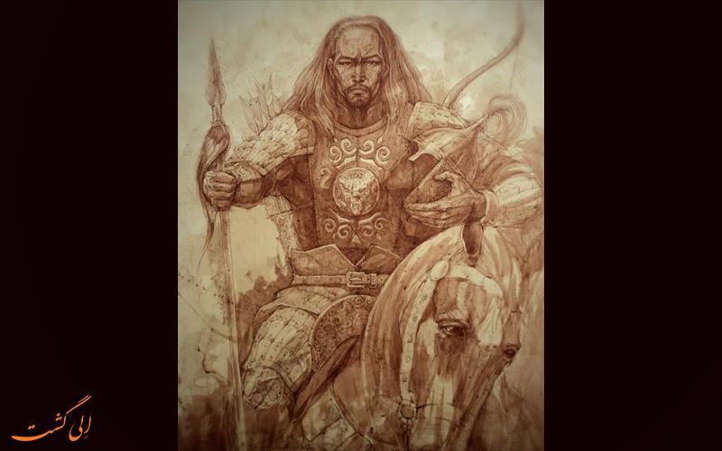 آتیلا، سردار خونخوار