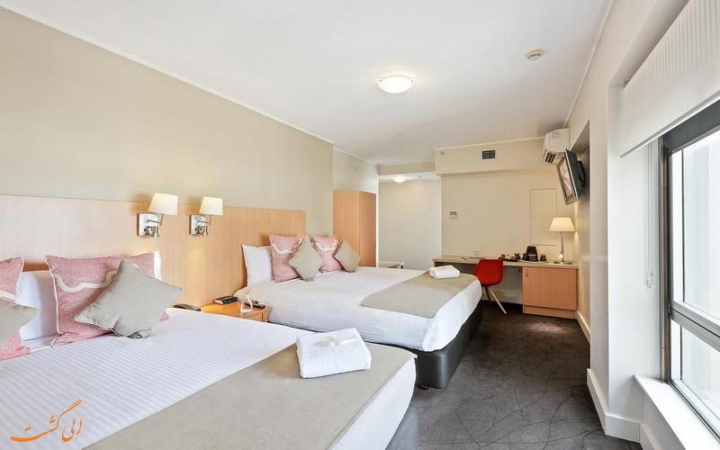 هتل 3 ستاره ایبیس وورلد در سیدنی
