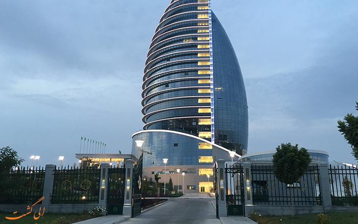 اقامت در ترکمنستان