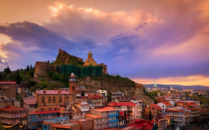 جاذبه های گردشگری در ارمنستان و گرجستان