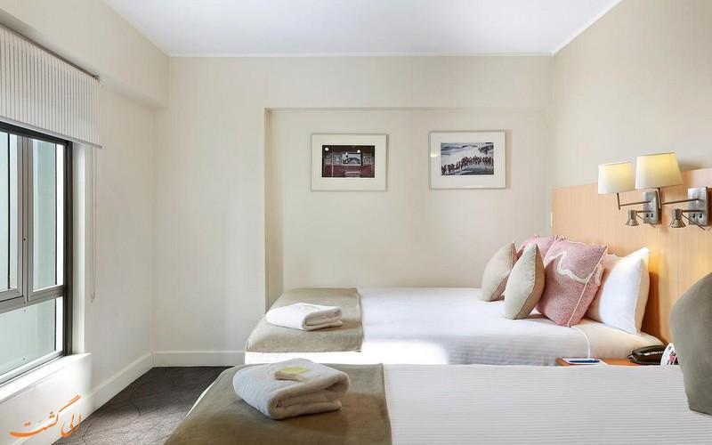 هتل 3 ستاره ایبیس وورلد سیدنی