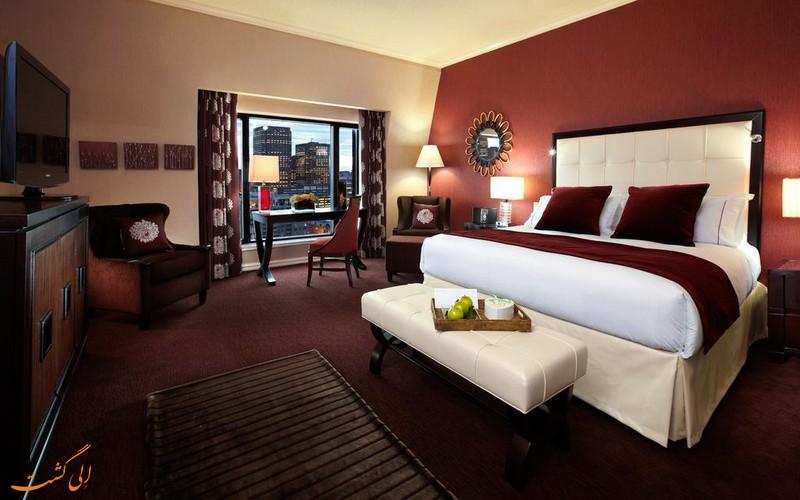 هتل 4 ستاره اینترکانتیننتال مونترال