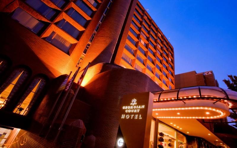 هتل گئورجین کورت در ونکوور