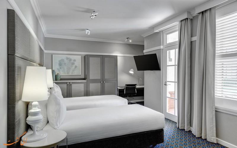 اتاق های هتل کوراجونگ در کانبرا