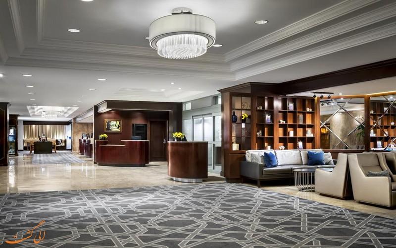 هتل 4 ستاره شرایتون در مونترال