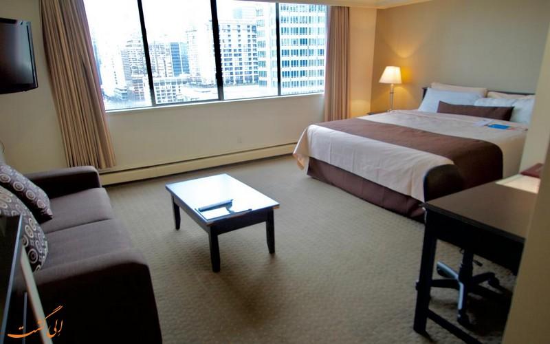 هتل سنتوری پلازا