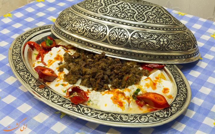 علی نازیک کباب