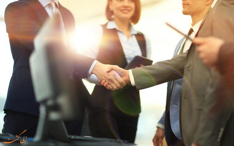 قواعد آداب معاشرت در تجارت بین المللی