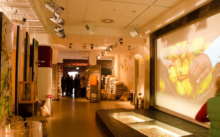 موزه شکلات