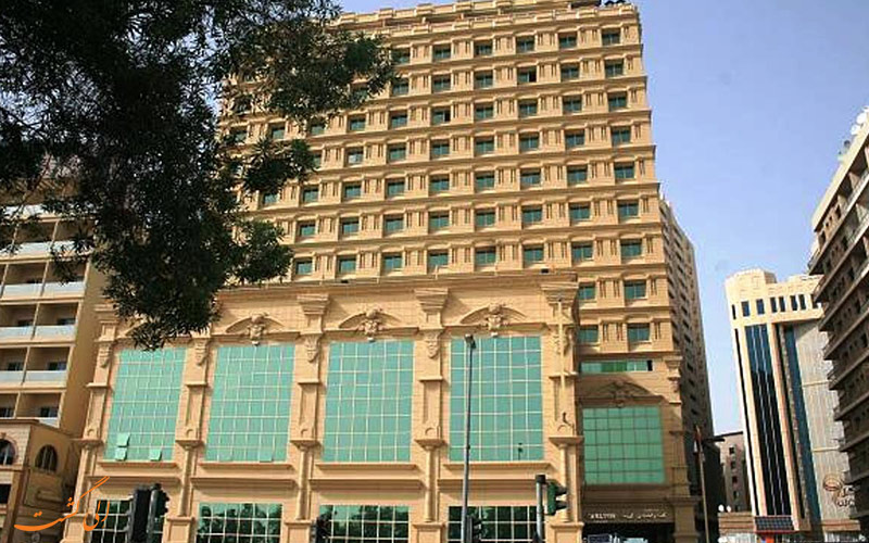 هتل کارلتون تاور دبی