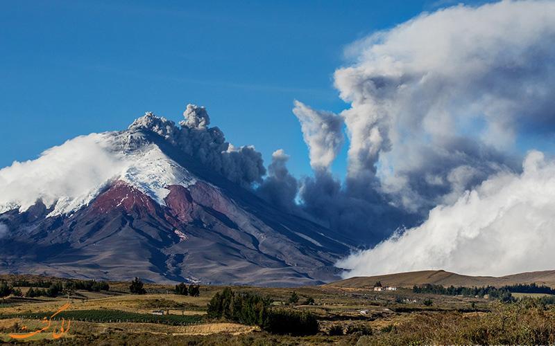 آتشفشان کوتوپاکسی