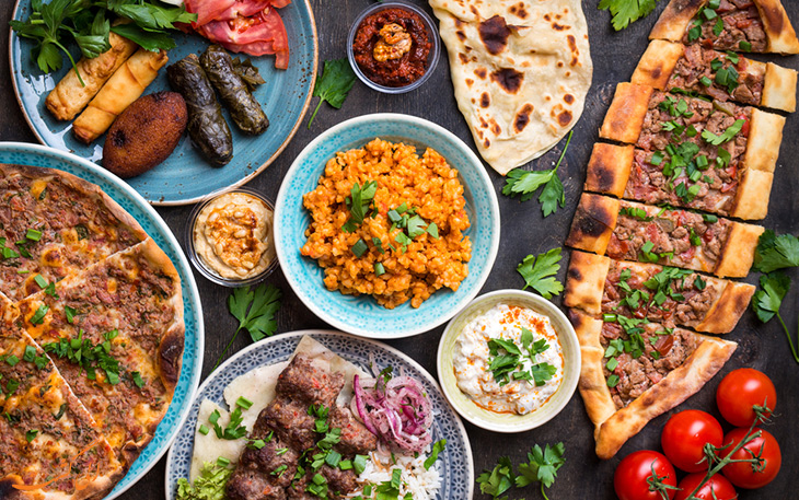 خوشمزه ترین غذاهای ترکیه