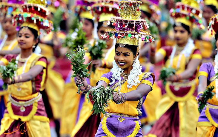 فستیوال های سریلانکا