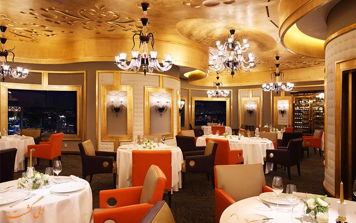 رستوران پیر گانییر پاریس