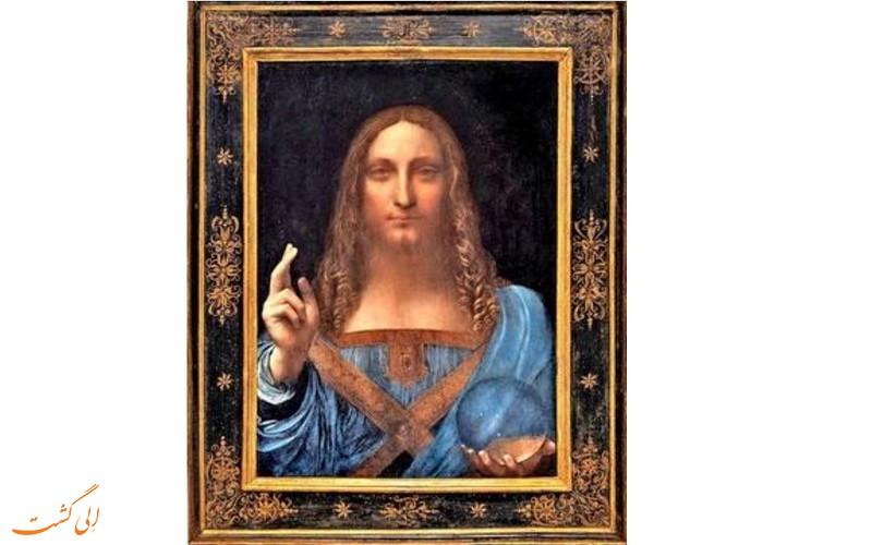 گران ترین اثر نقاشی جهان