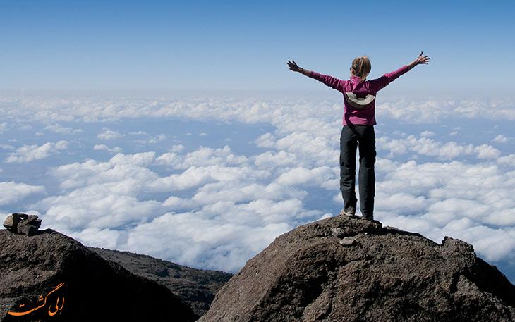 قله کیلیمانجارو