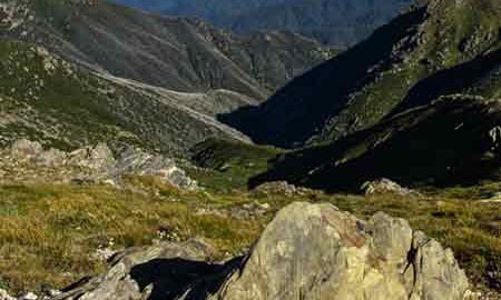 بالای قله کازیسکو در استرالیا