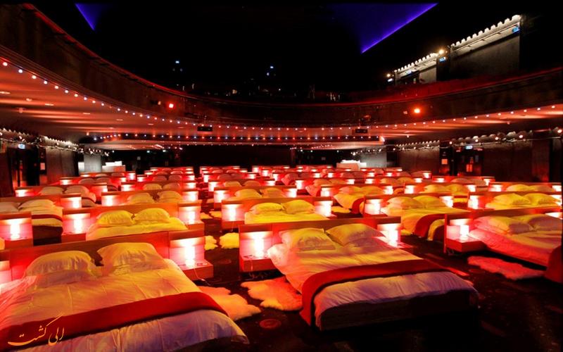 جالب ترین سینماهای دنیا سینما المپیا
