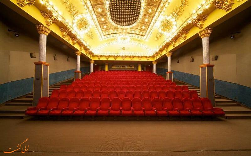سینمای جالب پوسکین در مجارستان
