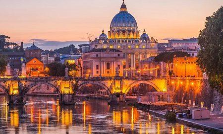 جاذبه های رم و واتیکان
