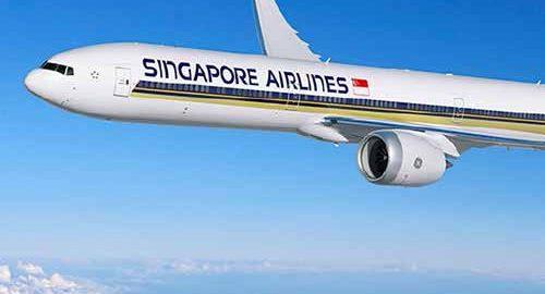 هواپیمایی Singapore Airlines