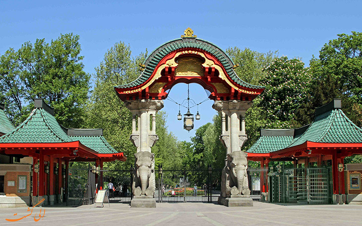 باغهای جانورشناسی برلین