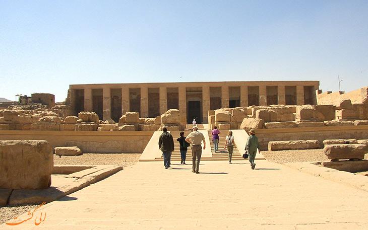 معبد ابیدوس