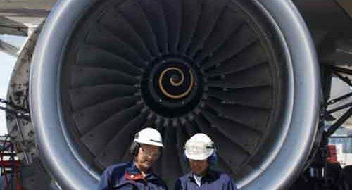 مکانیک تعمیر و نگهداری هواپیما