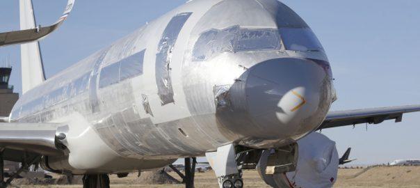 هواپیماهای خراب