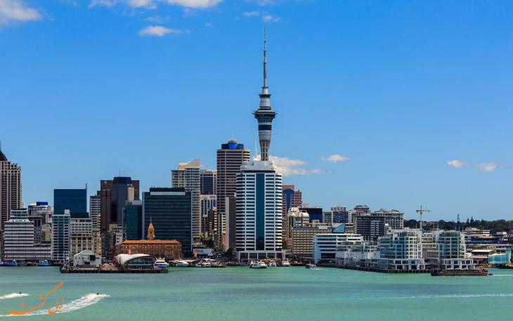 اوکلند نیوزلند