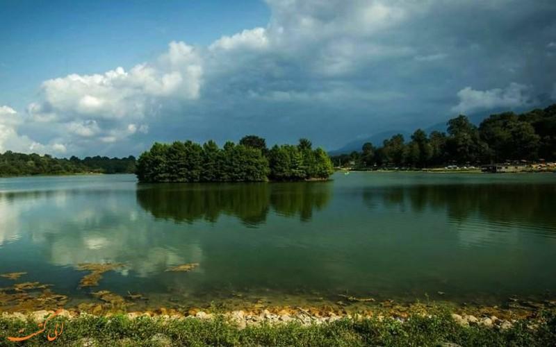 دریاچه آویدر در مازندران