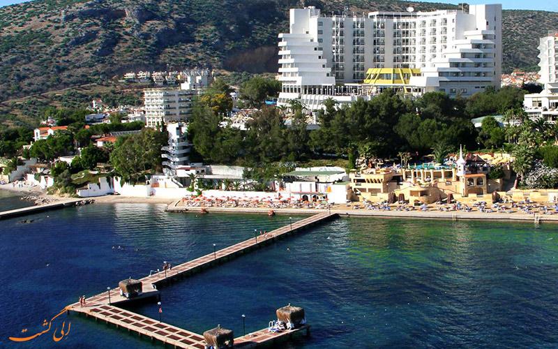 هتل بلو ویستا هیل کوش آداسی