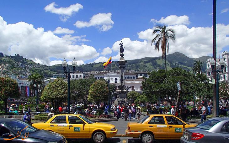 هزینه حمل و نقل در اکوادور