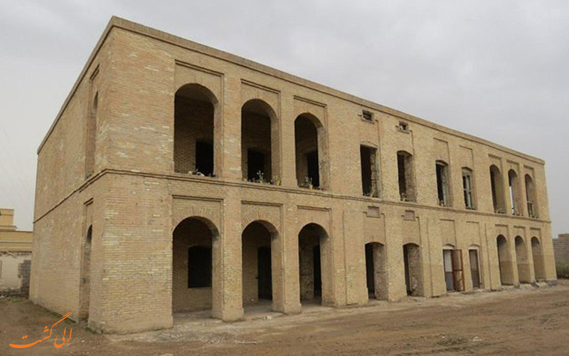 ساختمان هلال احمر