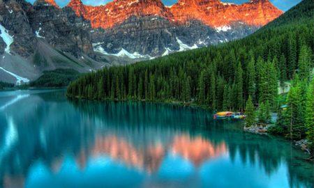 ویدیو از طبیعت کانادا