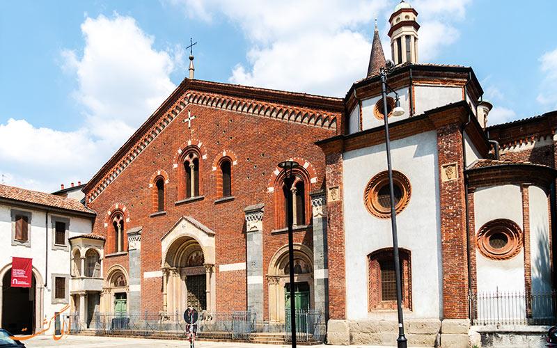 کلیسای Sant Eustorgio