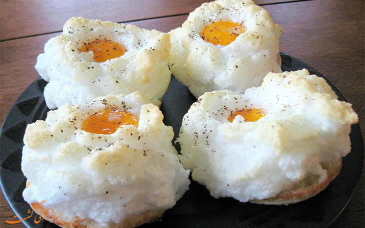 تخم مرغ ابری