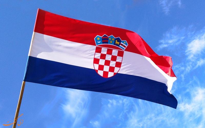 پرچم کرواسی