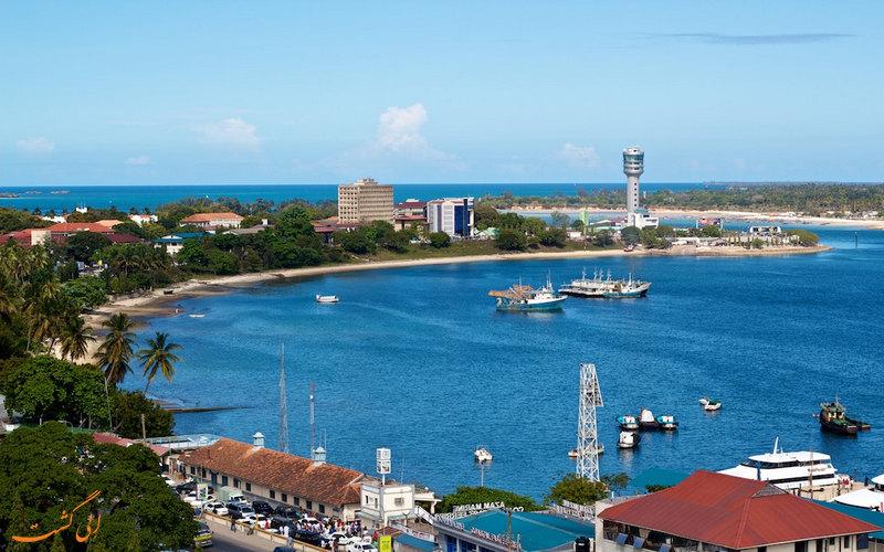 زیباترین شهرهای تانزانیا