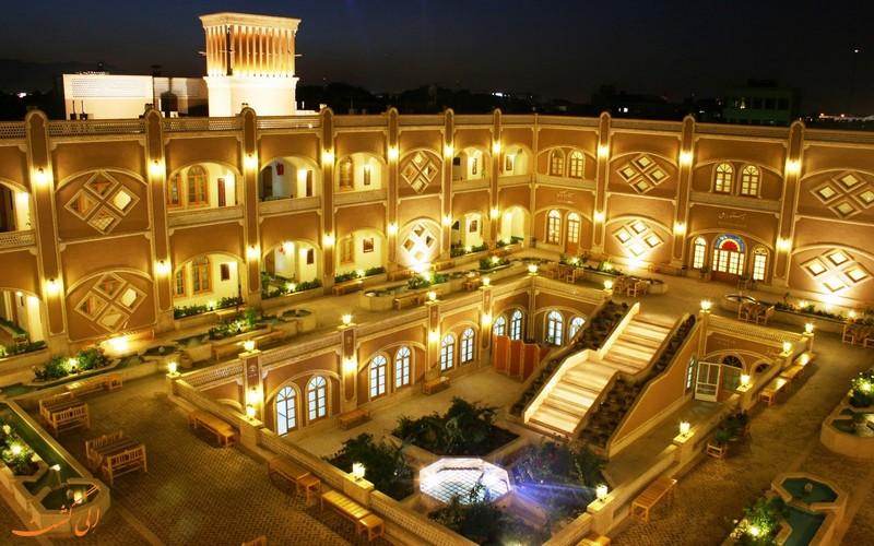 هتل سنتی در یزد