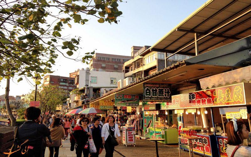 خیابان قدیمی دانوشی