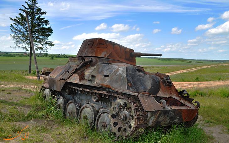 موزه دفاع بلاروس