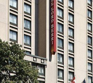 هتل لورد بری مونترال