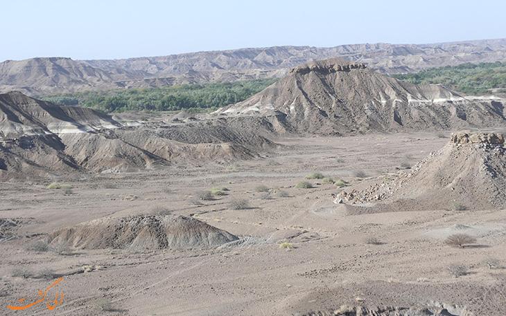 محوطه باستانی دیکا در اتیوپی